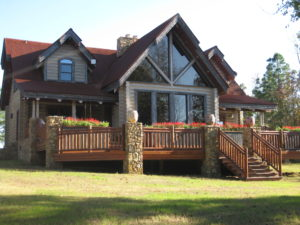 Commercial construction company mississippi renovation for Mississippi custom home builders